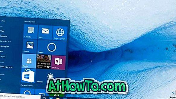 So ändern Sie die Farbe des Startmenüs in Windows 10
