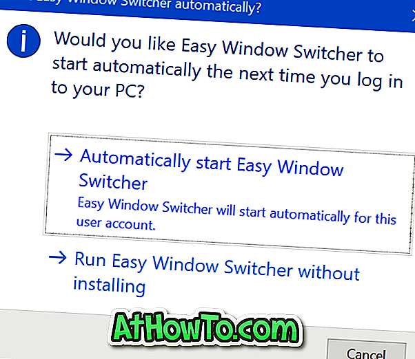 Snadné přepínání mezi Windows stejného programu ve Windows 10
