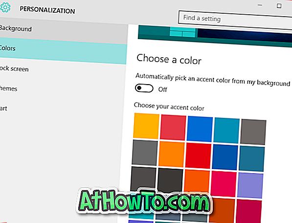 Windows 10-Farbsteuerung: Legen Sie benutzerdefinierte Farben für Taskleisten- und Fensterränder fest