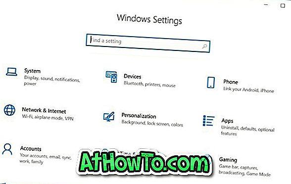Aktivieren oder Deaktivieren von Einstellungen und der Systemsteuerung in Windows 10