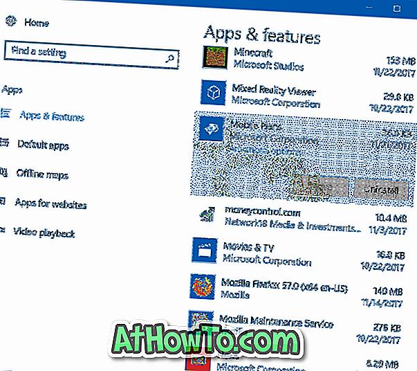 So deinstallieren Sie die Mobile Plans-App von Windows 10