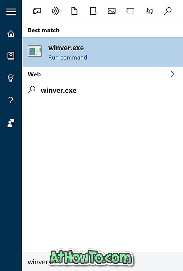"""Kaip patikrinti """"Windows 10"""" """"Build Number"""""""