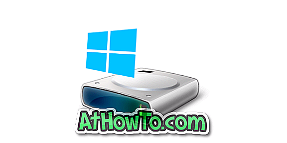 Slik forlenger du systempartisjonen i Windows 10 / 8.1