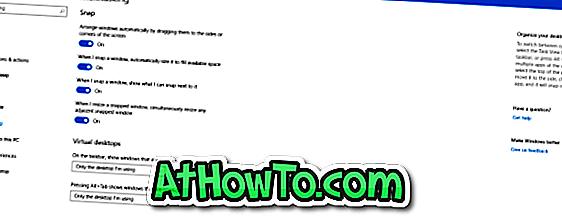 Как да деактивирате видео съвети в настройки в Windows 10