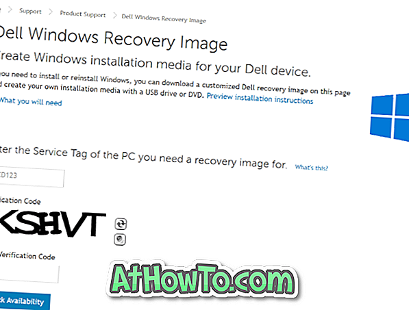 Descarcă Dell Windows 10 Image Recovery ISO