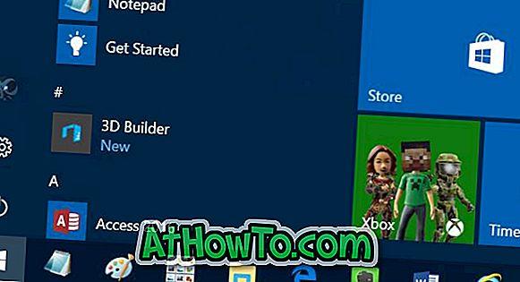 Poprawka: Brak ikony Eksploratora plików w menu Start w systemie Windows 10