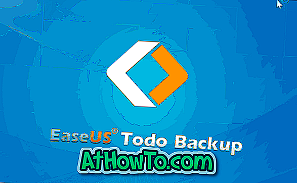 EaseUS Todo Backup Free dla Windows 10/8