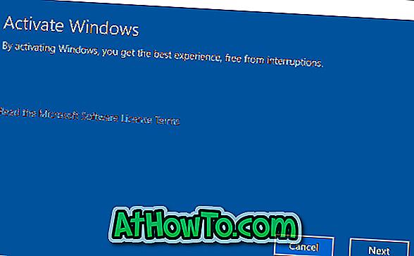 """""""Windows 10"""" aktyvinimas po švaraus diegimo"""