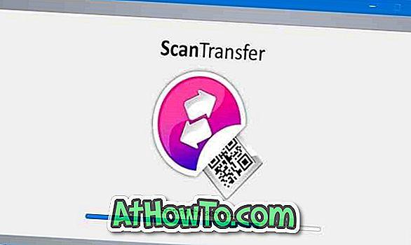ScanTransfer: failide edastamine Androidist ja iPhone'ist arvutisse üle Wi-Fi