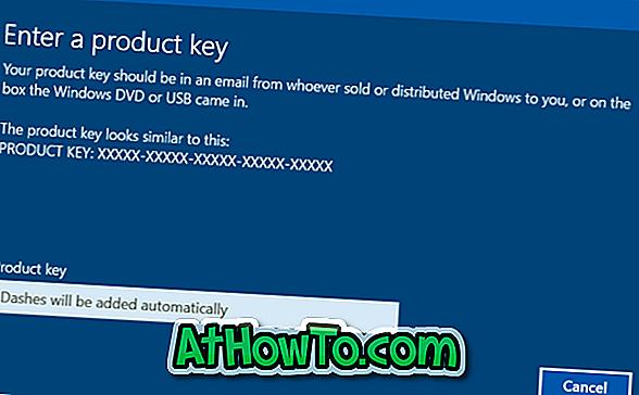 Wie kann ich die Windows 10-Aktivierung sichern?