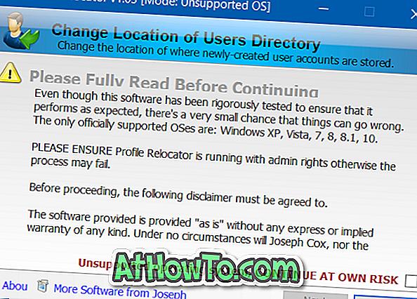 Как да промените местоположението на папката на потребителите в Windows 10