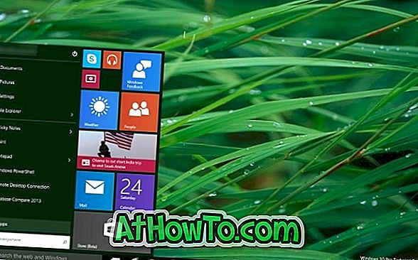 Aktiver Build 9878 Style Start Menu I Build 9926 Of Windows 10