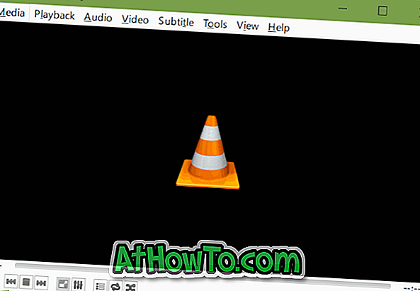 Iestatiet VLC kā noklusējuma video atskaņotāju sistēmā Windows 10