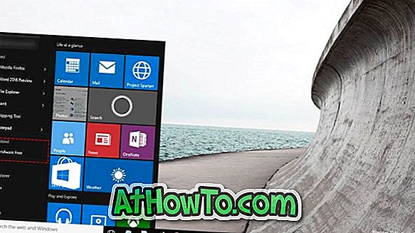 Hogyan lehet eltávolítani a legutóbb hozzáadott csoportot a Start menüből Windows 10 rendszerben