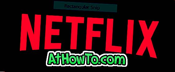 Cómo eliminar contenidos descargados de Netflix de Windows 10