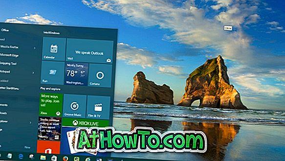 So erstellen Sie ein Windows 10-Startmenü Öffnen Sie Faster