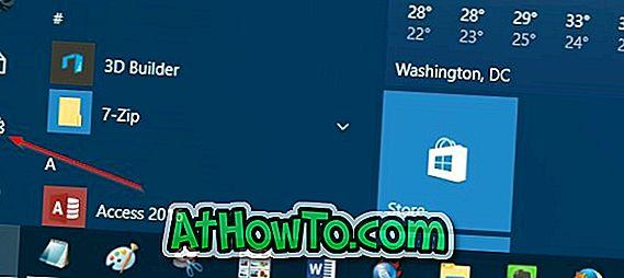 Voľný priestor na disku po aktualizácii Windows 10 výročie