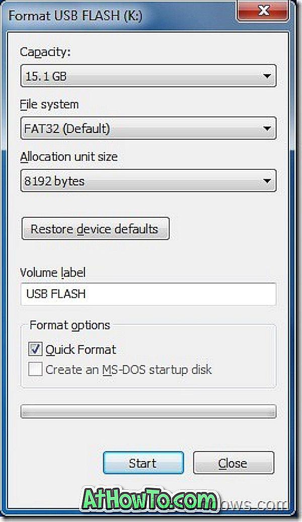 Önyüklenebilir Windows 10/7 USB Sürücü Oluşturmak İçin EasyBCD Aracı Nasıl Kullanılır