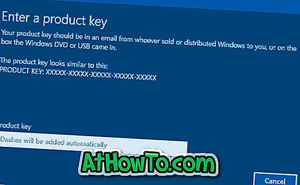 Cum să verificați versiunea și versiunea de produs cheie în Windows