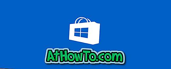 Cách xóa và đặt lại bộ nhớ cache Windows Store trong Windows 10