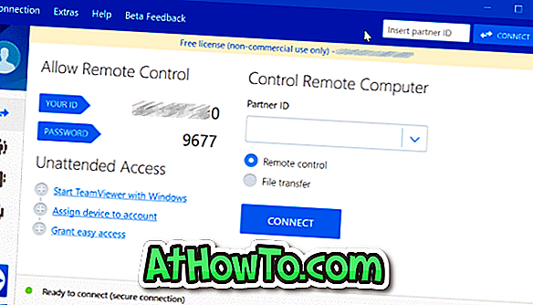 Pobierz TeamViewer 13 Free na Windows 10