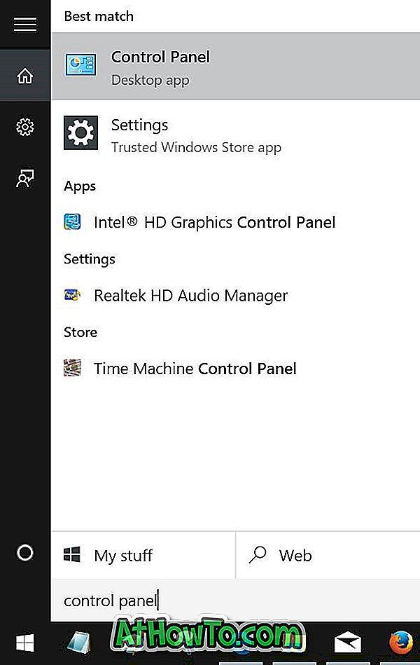 Aktivieren oder Deaktivieren von Funktionen in Windows 10