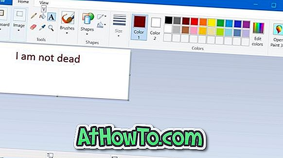 Download Microsoft Paint til Windows 10 fra Windows Store
