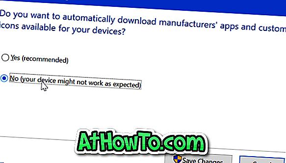 Beenden Sie Windows 10 über die automatische Installation von Drucker-Apps