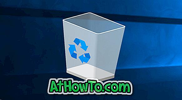 So ändern Sie das Standard-Papierkorb-Symbol in Windows 10