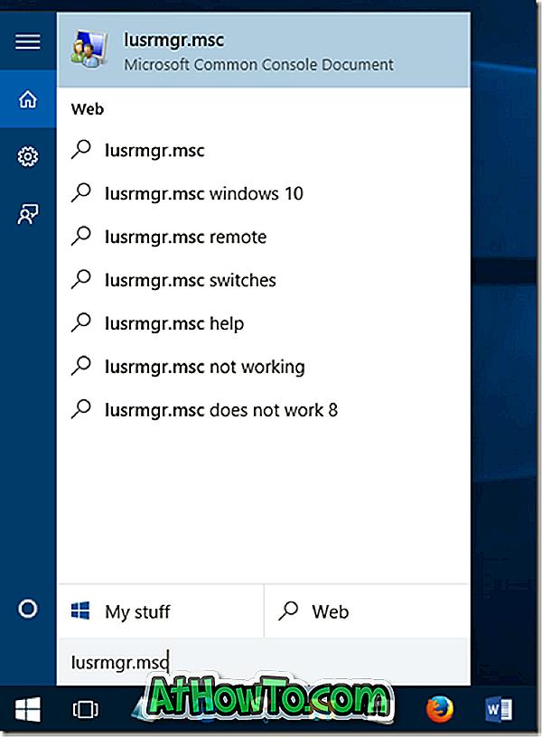 3 способи включення облікового запису гостей у Windows 10