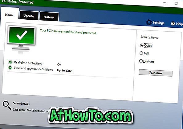 Kas ma saan installida Microsoft Security Essentialsi Windows 10-s?