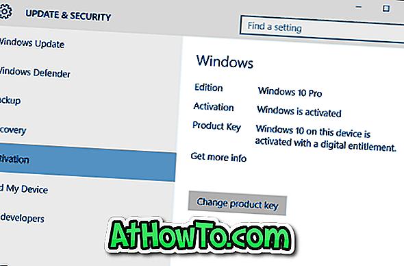 Fix: Windows 10 Deaktiveret efter installation af opdateringer