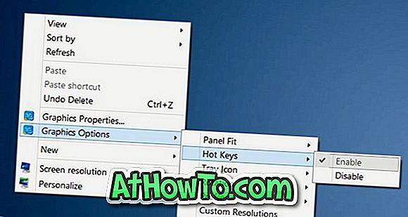 Како креирати пречицу на тастатури за ротирање екрана у Виндовсу 10