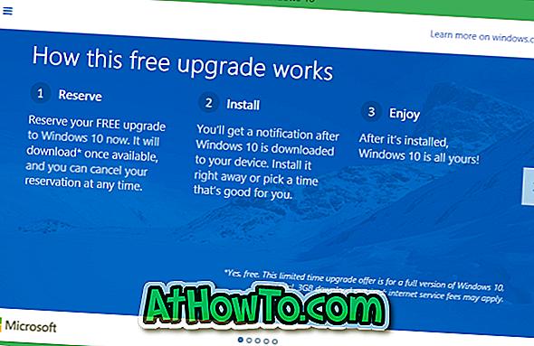 Ma ei taha, et Windows 10: tööriist Windows 10 värskendusteate eemaldamiseks