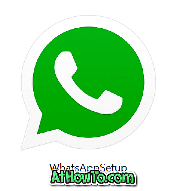 Afinstaller og fjern WhatsApp Desktop App fra Windows 10/7