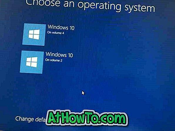 4 viisi käivitusjärjestuse muutmiseks Windows 10-s