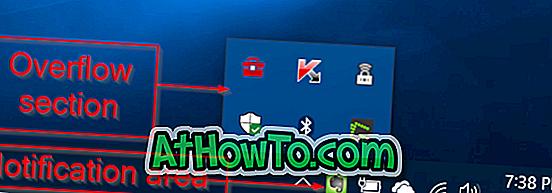 Fix: Infobereichssymbole werden in Windows 10 nicht ausgeblendet