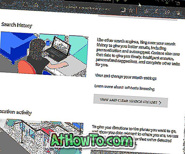 विंडोज 10 में गतिविधि इतिहास को कैसे देखें और कैसे देखें