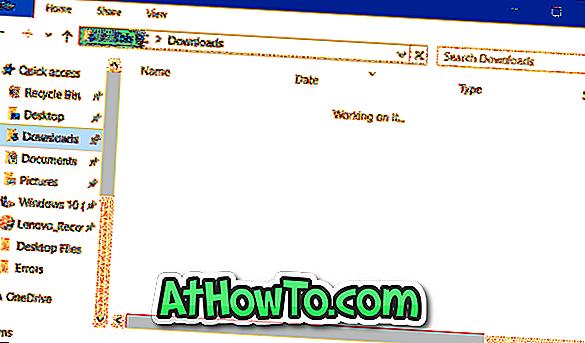 修正:ダウンロードフォルダがWindows 10でゆっくり開く