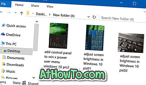 """Kaip pasukti vaizdus """"Windows 10"""" failų naršyklėje"""