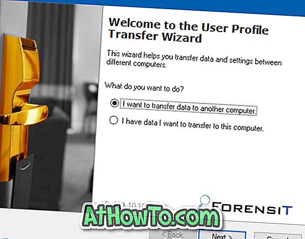 Felhasználói profilok átvitele Windows 10 rendszerben