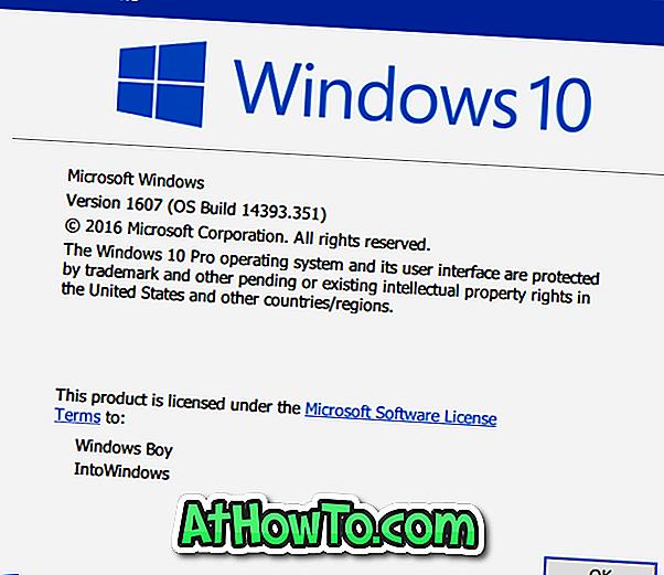 Промените назив регистрованог власника и организације у оперативном систему Виндовс 10