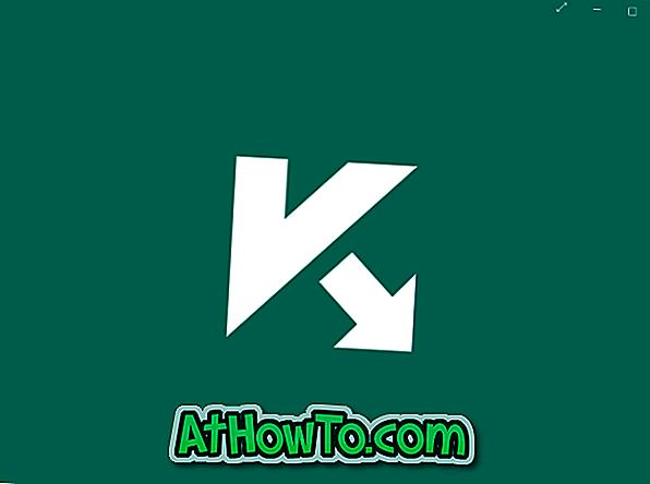 विंडोज 10/8 के लिए कैसपर्सकी नाउ ऐप डाउनलोड करें