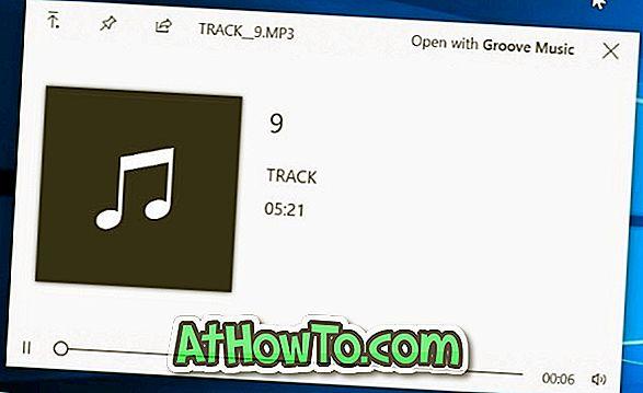 Как да визуализираме аудио и видео файлове в Windows 10