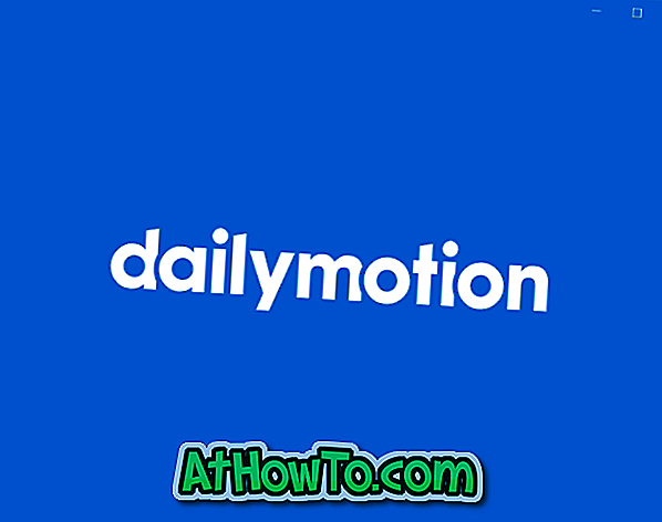 Download Dailymotion Oficial App Para Windows 10/8