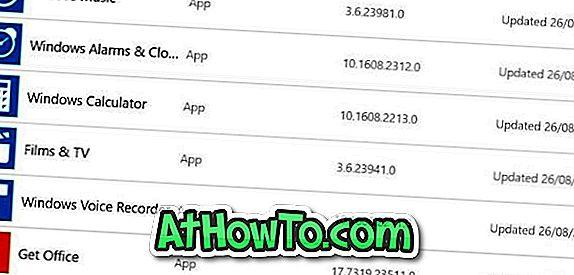 विंडोज 10 में हाल ही में अपडेट किए गए ऐप्स को कैसे देखें