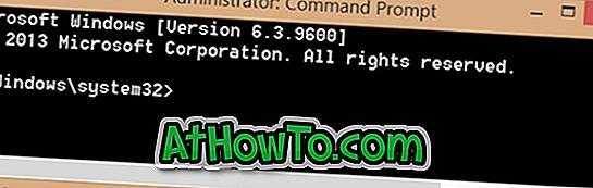 Windows의 명령 프롬프트에서 MSI 파일을 관리자 권한으로 실행하는 방법