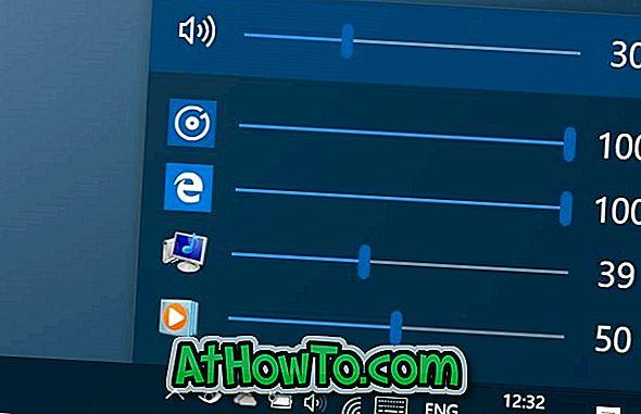 EarTrumpet: aanpassen van volumeniveaus voor individuele apps in Windows 10
