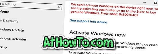 문제 해결사를 사용하여 Windows 10 정품 인증 오류 수정