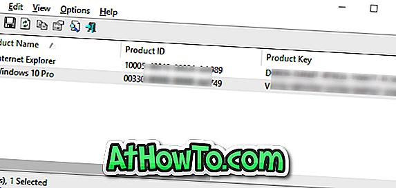 So zeigen Sie Ihren Windows 10-Produktschlüssel an
